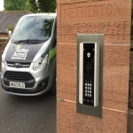 Automatic Gate Control in Aldworth 1