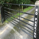 Automatic Gates in Aigburth 6