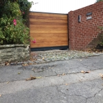 Automatic Gates in Aigburth 4